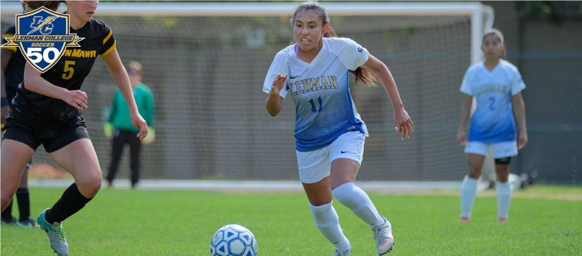 TOP HONORS: Lehman's Gomez named CUNYAC women's player of the year