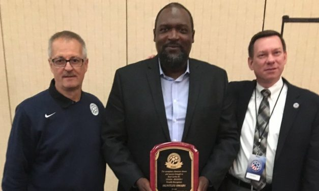 COACH OF THE YEAR: Region I honors Real Caribe's Swaby