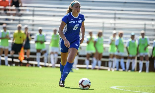ROAD WARRIORS: Hofstra women blank Columbia
