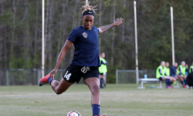 NO DOUBT AT ALL: Courage roll to 3-0 win, capture NWSL title