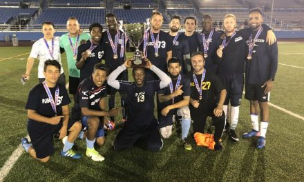 CAN THEY DO IT AGAIN?: When Port Jefferson captured the 2018 Cangero Super Cup