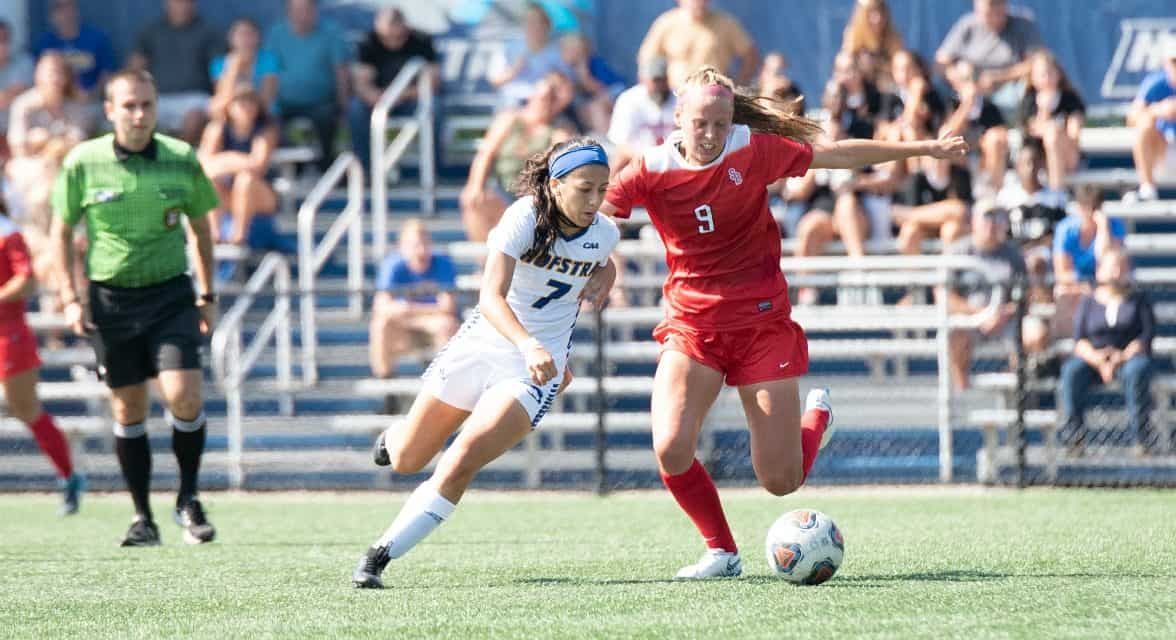GOLDEN GIRL: Bryan scores in extratime to lift Hofstra women into 2nd round of NCAA's