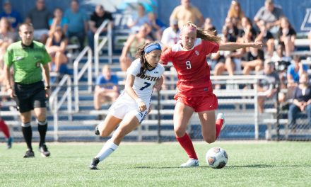 CHALLENGING START: Hofstra women start at Monmouth, Penn State this weekend