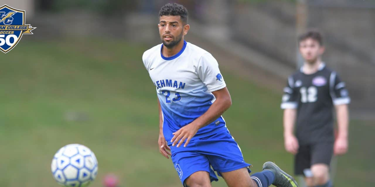 EXTRATIME LOSS: Lehman men fall in home opener to Purchase