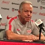 SARACHAN SPEAKS: U.S. head coach talks national team, Colombia friendly