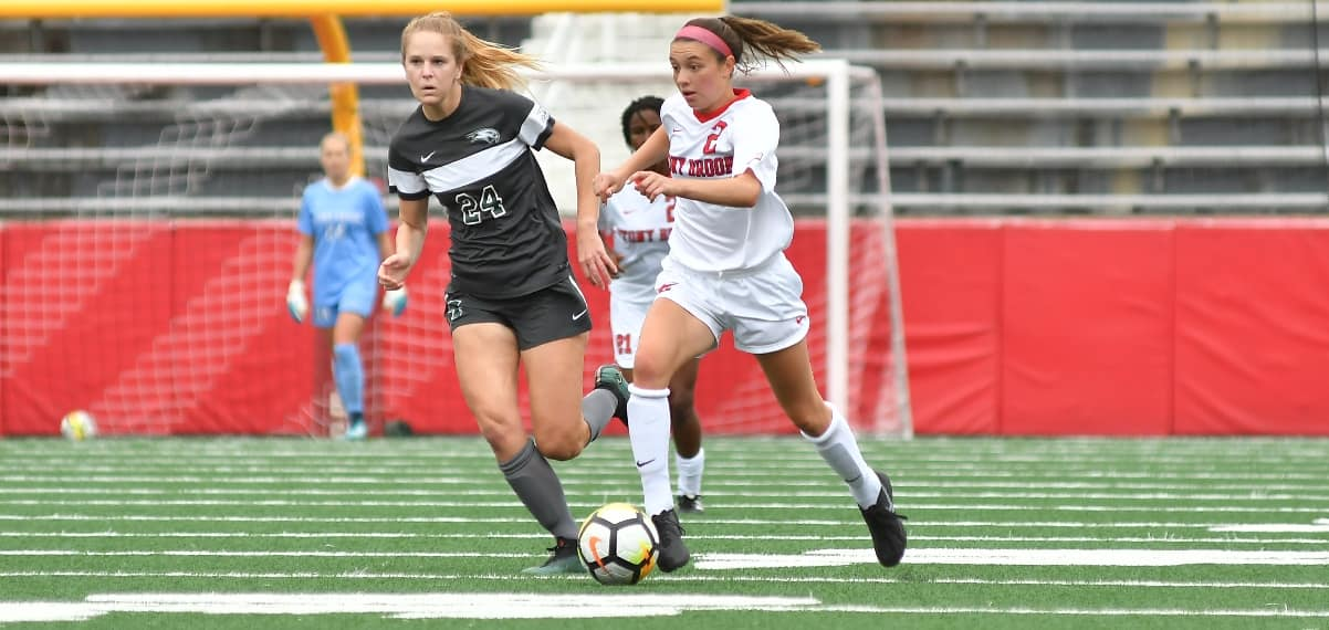 THEY OWN IONA: Stony Brook women roll to 4-0 away win