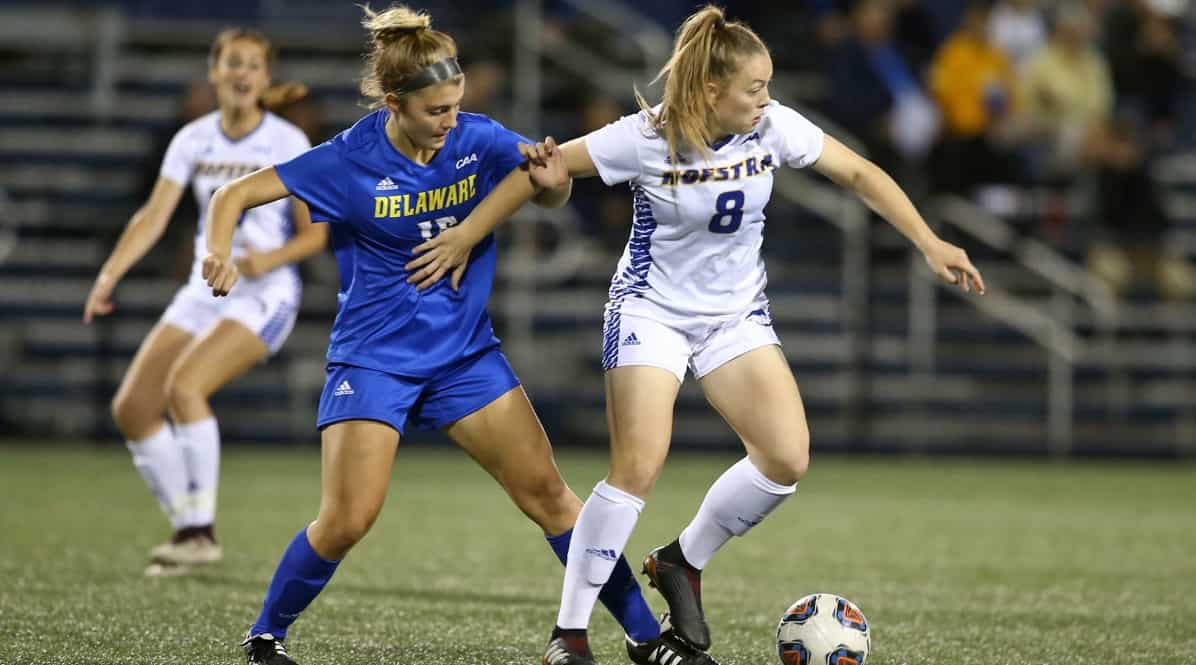 St Francis Brooklyn Soccer >> DOUBLING THEIR PLEASURE: Hofstra's Taylor (women), Lindqvist (men) receive CAA honors - Front ...