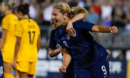 SHE'S THE BEST: Horan named NWSL MVP