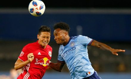 A MUST THREE POINTS: Red Bulls confident they can beat Atlanta to keep Shield hopes alive