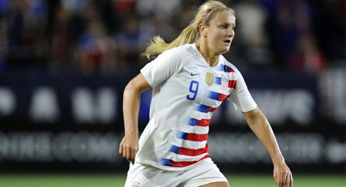 STILL NO. 1: American women atop of FIFA rankings entering Women's World Cup qualifying