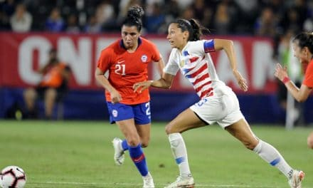 CLEAN SHEET: U.S. women blank Chile, 3-0