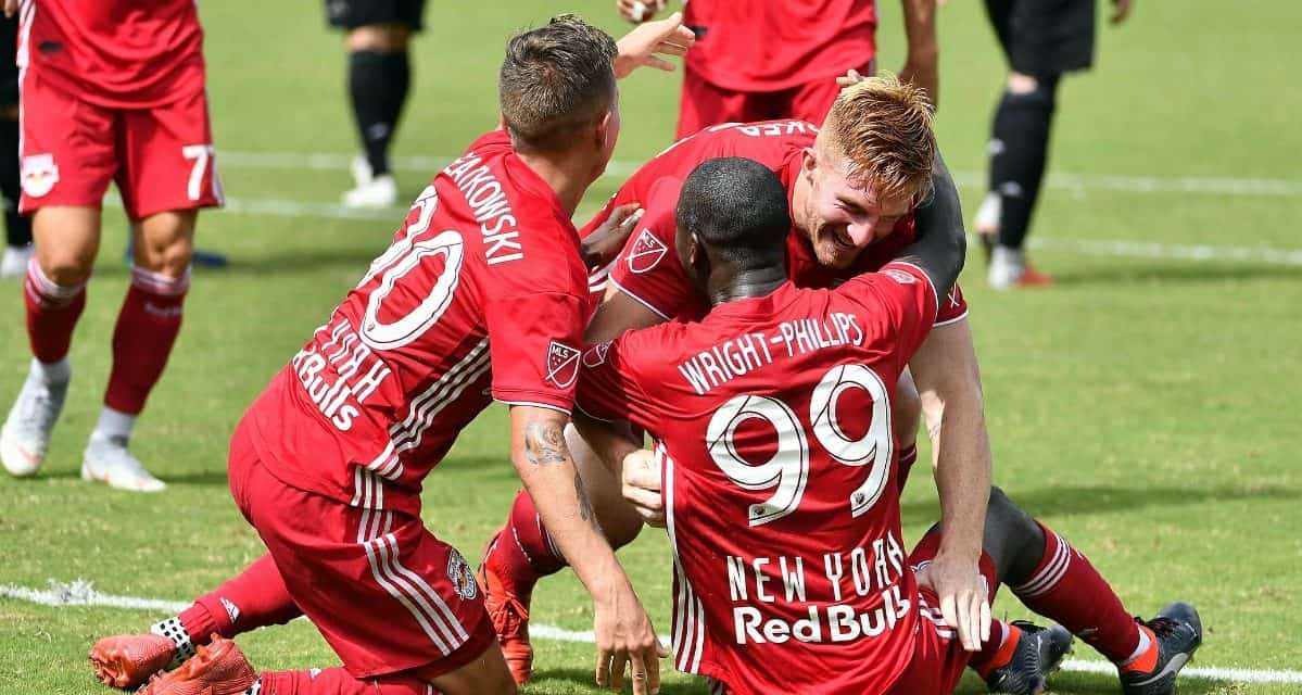 SEEING YELLOW: Card means BWP suspended for vital Atlanta match