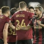 FOUR-POINT CUSHION: Atlanta's comeback win extends Supporters Shield lead over Red Bulls