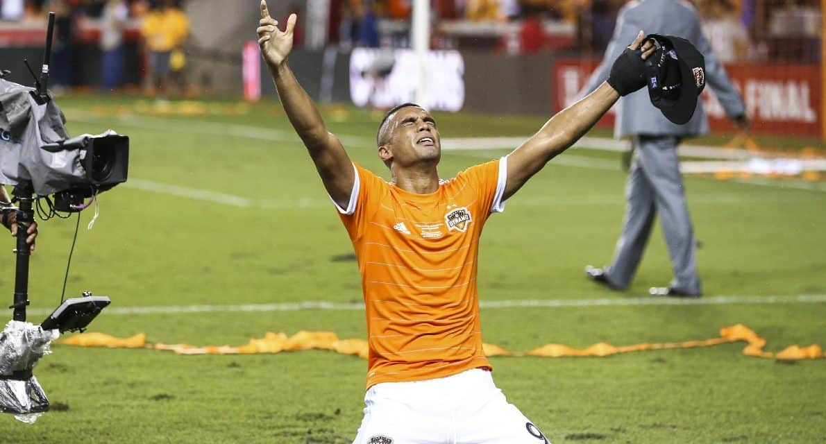 HOUSTON, WE HAVE A CHAMPION: Dynamo captures Open Cup