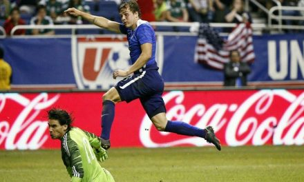 COUNTDOWN TO MEXICO (4): Morris scores 1st international goal as USA blanks Mexico, 2-0 in 2015