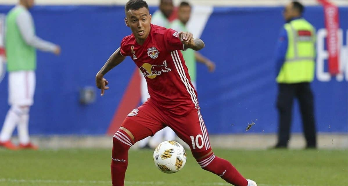 GOOD NEWS, BAD NEWS: Red Bulls win, but can't gain ground on Atlanta