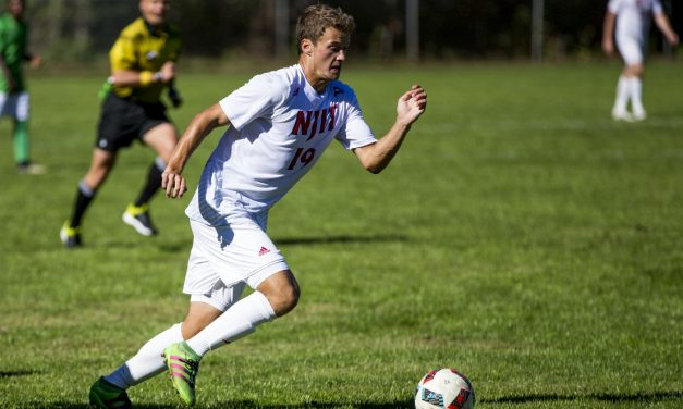 SOPHOMORIC HEROICS AND A GREAT COMEBACK: NJIT men rally past Saint Francis U, 3-2
