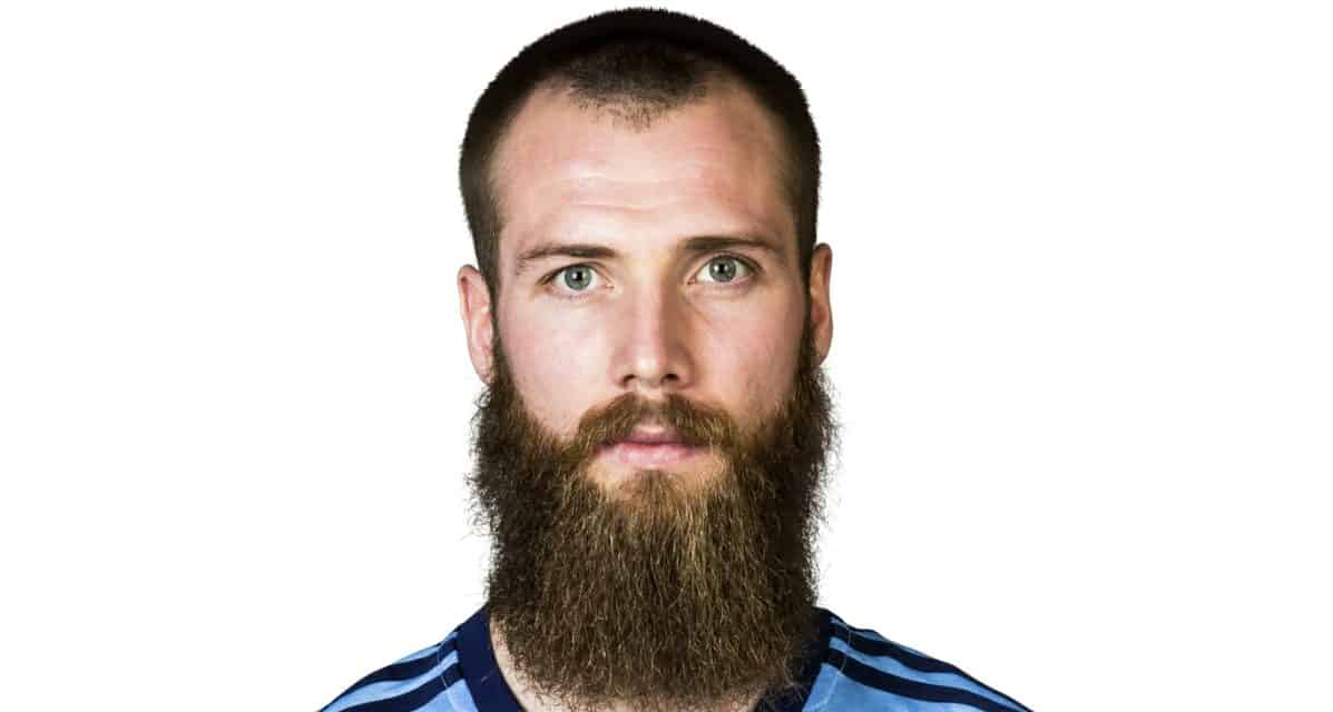 END OF THE ROAD: Berget leaves NYCFC