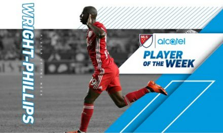 POW FOR BWP: Red Bulls' Wright-Phillips named MLS player of the week