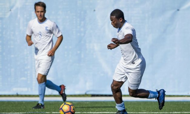 MAKING IT HOLD UP: Early goal boosts Columbia men over Monmouth