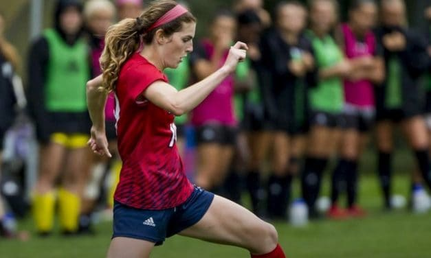 WITH 63 SECONDS TO SPARE: NJIT women edge Temple, 1-0