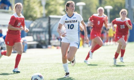 DOMINATING THE RIVALRY: Hofstra women defeat Stony Brook again
