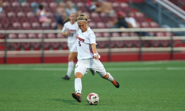 HAT'S OFF: Kajan's hat-trick powers St. John's women over Stony Brook, 5-1