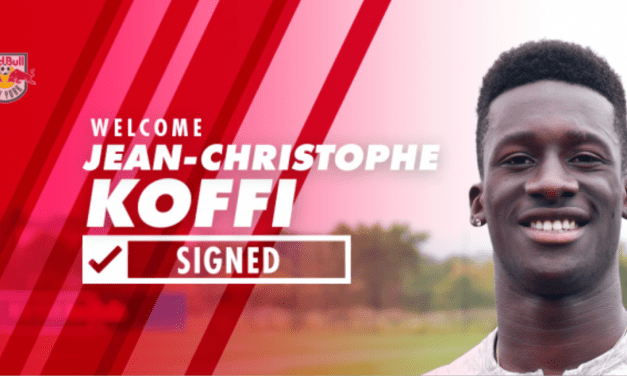 SENDING OUT FOR SOME KOFFI: Red Bulls sign D.C. midfielder as Homegrown Player