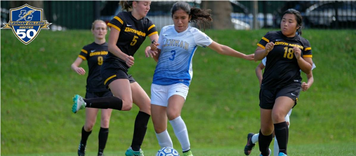 HAT'S OFF TO HER: Siranaula's 3 goals power Lehman women