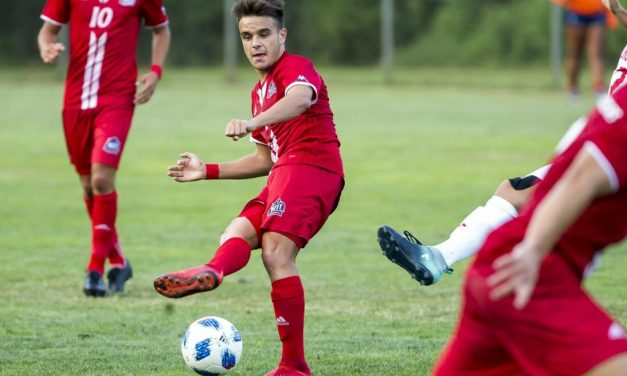GETTING BY: Despite St. Francis domination, NJIT men register 1-0 win