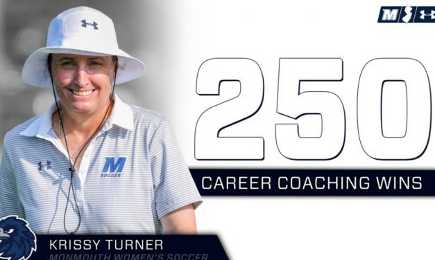 MS. 250: Turner wins 250th game as Monmouth women romp