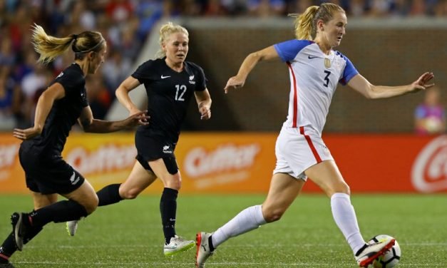 SHOWING THEIR COURAGE: North Carolina stops Red Stars, to meet Portland in NWSL final rematch