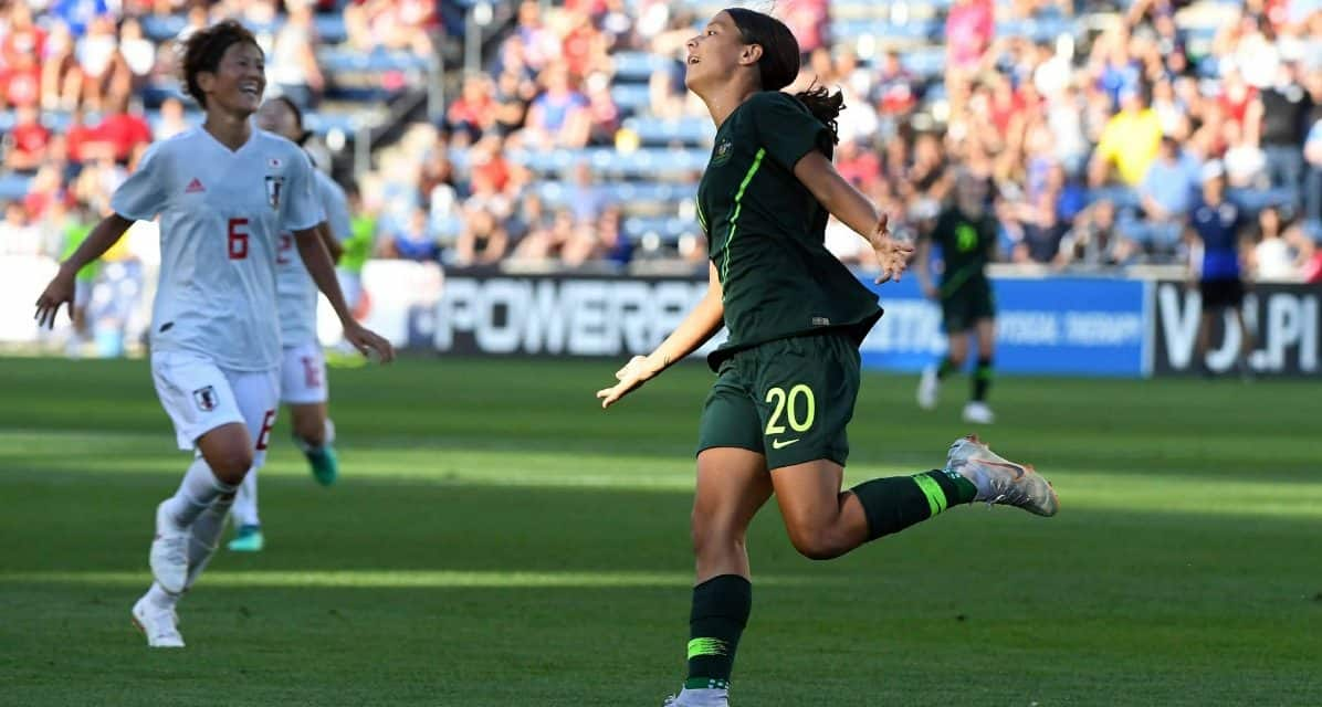 GETTING THE BOOT IN THE BEST POSSIBLE WAY: Kerr wins NWSL scoring title for 2nd successive season