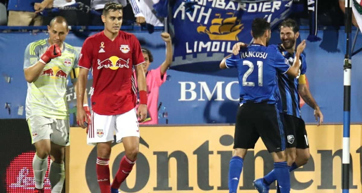 HORRI-BULL: In an utterly forgettable poor performance, Red Bulls stifled by Montreal, 3-0, but still clinch playoff spot
