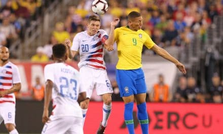 THE CAPTAIN SPEAKS: Trapp on the Brazil friendly