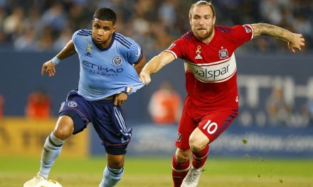 THEY'RE IN: NYCFC blanks Fire, clinches playoff berth