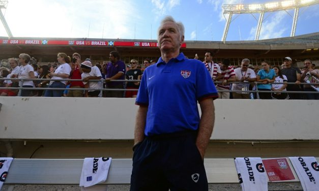 HE'S GOT NO PRIDE RIGHT NOW: Sermanni out as Orlando head coach