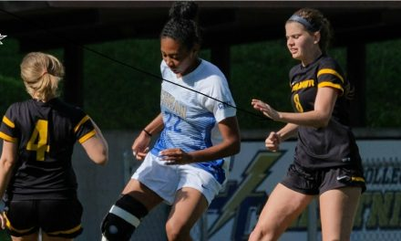FIRST LOSS: Lehman women lose in extratime
