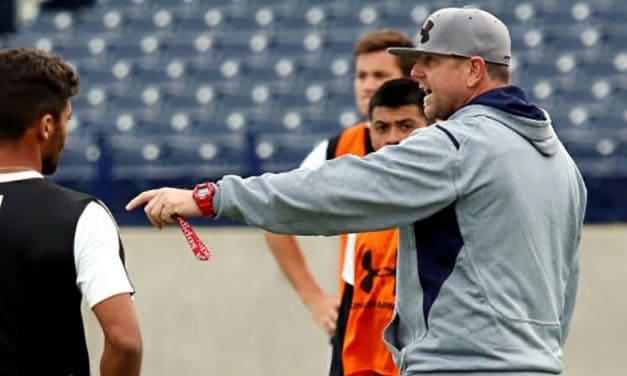 WELCOME, MATT: Former Midland-Odessa coach Barnes named Turks and Caicos men's coach