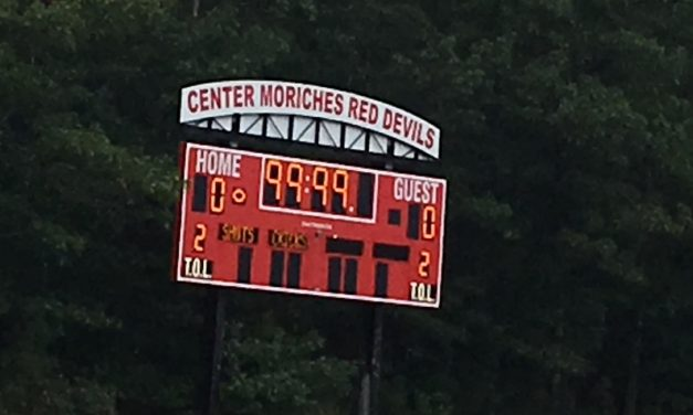 PUTTING THE GOAL IN GOALKEEPER: Center Moriches GK scores off 70-yard free kick in semifinal playoff win