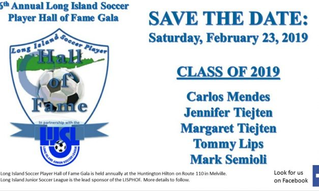 FAME FOR FIVE: Mendes, Jennifer and Margaret Tietjen, Semioli, Lips to be inducted into LI Soccer player hall