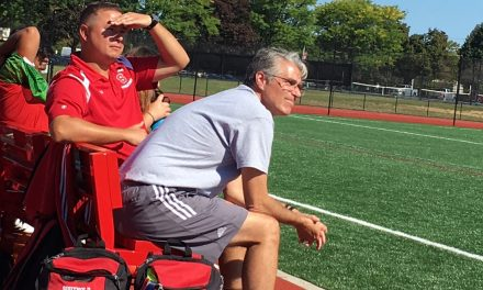 CALL HIM MR. 300: Southold's Sadowski becomes 10th Suffolk boys coach to join a special club