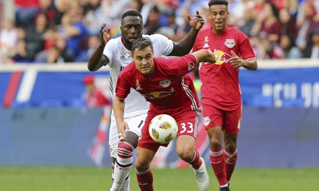 ANOTHER CHANCE: Red Bulls' Long, Adams recalled by USMNT