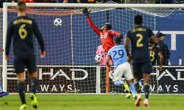 GETTING THEIR MOJO BACK: NYCFC knocks out Philly from MLS playoffs