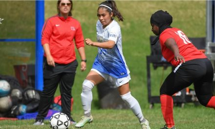 LIGHTNING STRIKES TWICE: Lehman women win, extend home unbeaten streak to 10