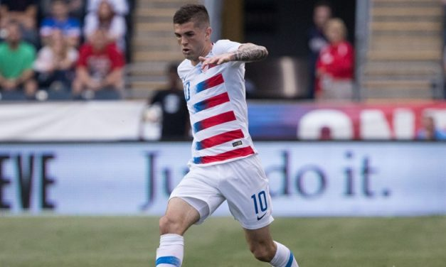 LOOK WHO'S BACK: Pulisic named to U.S. squad for October friendlies