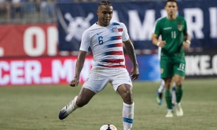 INJURY SWITCH: Delgardo's in, McKennie's out for USMNT