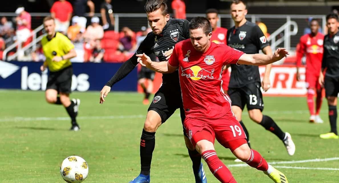FROM THE PENTHOUSE TO THE OUTHOUSE: After rolling over 1st-place Atlanta, Red Bulls have to keep momentum against last-place San Jose