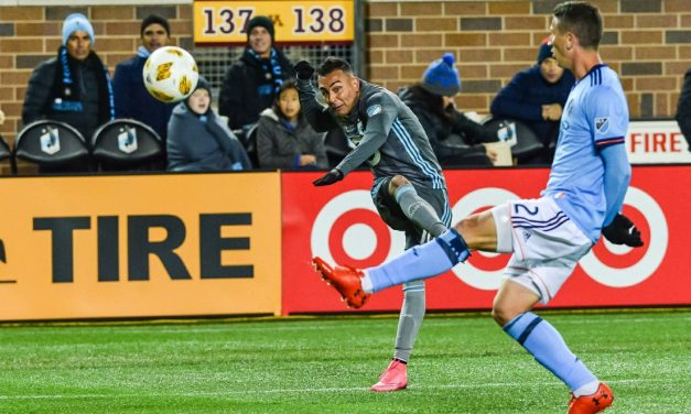 FIRST A NIGHTMARE, THEN A DREAM COME TRUE: After poor game for NYCFC, Sweat gets 1st USMNT summons