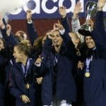 AND THE BEAT GOES ON: U.S. women show how invincible they can be